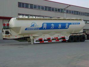 Self Unloading Bulk Cement Tanker pictures & photos