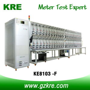 Class 0.05 48 Position Single Phase Energy Meter Test Bench for 1P3W Meter pictures & photos