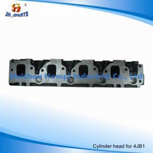 Disesl Engine Parts Cylinder Head for Isuzu 4jb1 4jb1t/4jg1/4jj1-Tc/4jx1 pictures & photos