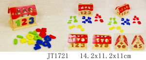 En71 Approved Wooden Toys pictures & photos