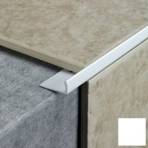 PVC Ceramic Tile Trim in 10mm Height pictures & photos