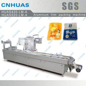 Automatic Aluminum Foil Vacuum Packing Machine for Food pictures & photos