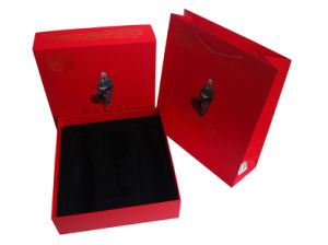 Guangdong Supplier Custom Made Wine Box for Gift Sets (YY-W0233) pictures & photos