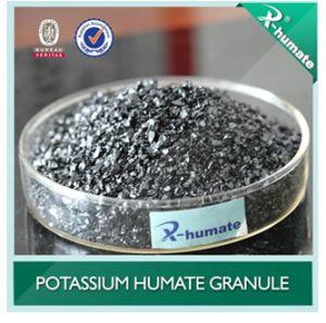 High Soluble Foilar Fertilizer Potassium Humate From Leonardite pictures & photos
