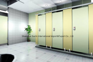 High Quality Waterproof Compact Laminate HPL for Toilet Partition (2)