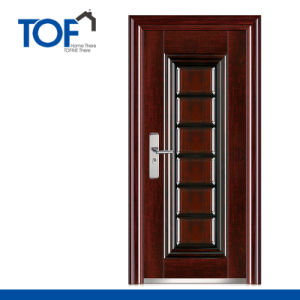 2015 Popular CIQ Soncap High Quality Exterior Security Steel Door
