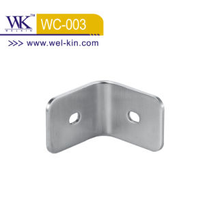 Stainless Steel Toilet Partition Fittings (WC-003)