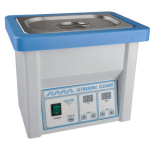 5L Stainless Steel Tank Full Metal Dental Ultrasonic Cleaner pictures & photos