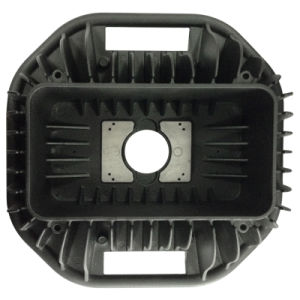 Aluminium Alloy Precision Die Casting Accessories, LED Light Radiators (DR105) pictures & photos