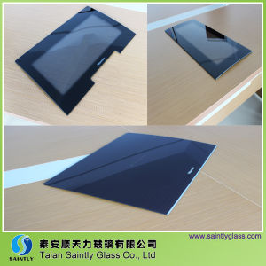 Tempered Curved Glass with Printing for Washing Machine pictures & photos