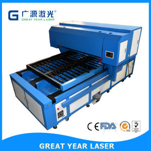 Looking for Flat Bed Die Board Laser Cutting Machine pictures & photos