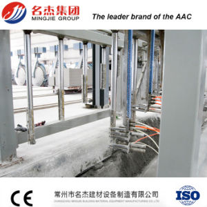 ODM Autoclaved Aerated Concrete Equipment Sand Lime Block Machine pictures & photos