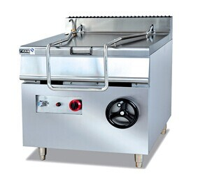 Gas Tilting Braising Pan for Kitchen (GH-980) pictures & photos