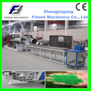 Recycled Pet Flakes Recycling and Granulation Line with CE pictures & photos