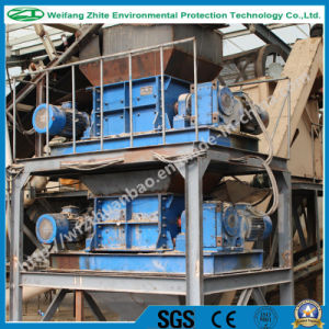 Shredder Machine for Plastic/Wood/Tire/Scrap Metal/Municipal Solid Waste/Mattress/Waste Fabric pictures & photos