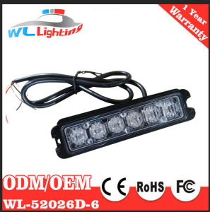 Super Thin LED Emergency Warning Light pictures & photos