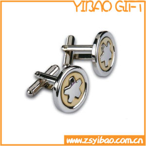 High Quality Shirt Cufflink for Souvenirs (YB-r-004) pictures & photos