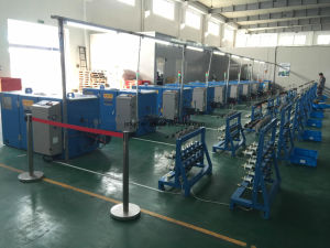 Copper Wire High Speed Standing / Twisting Machinery pictures & photos
