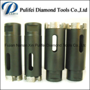 Granite Stone Drilling 32mm 35mm 50mm Diamond Tip Drill Bit