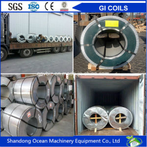 Hot Sales Prepainted Galvanized Steel Coils / Color Coated Steel Coils / PPGI Coils for Roofing Material pictures & photos