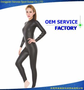 Smooth Skin Neoprene Flexible Slim Sexy Wetsuit for Diving pictures & photos