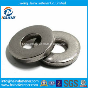 GB97 A2-70 Stainless Steel Plain Washer DIN9021 Large Flat Washer Ss316 Ss304 pictures & photos