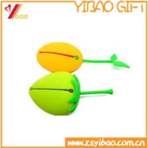 Wholesale Customized Soft Silicone Key Chain pictures & photos