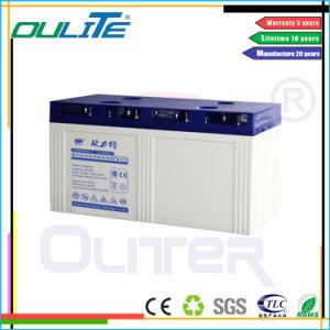 Oliter Sealed VRLA 2V 3000ah Lead Acid Battery for Solar System pictures & photos