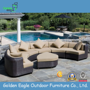 Garden Rattan Outdoor Furniture Sofa Set