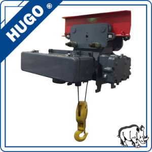 China R Type Series 220 V Electric Wire Rope Hoists Winch - China ...