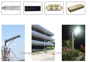 5 Years Warranty Integrated Solar Street Light with Bridgelux LED Chip pictures & photos