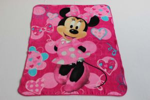 Coral Fleece Blanket - (Tinker Bell) pictures & photos