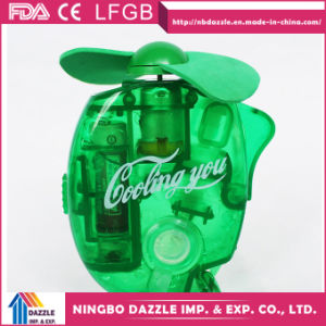 Wholesale Battery Operated Hand Water Mist Spray Fan pictures & photos