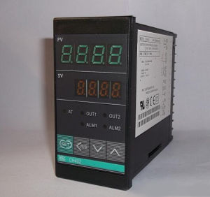 Digital Pid Temperature Controller Relay Output, Vertical 48*96mm (CH402FK02-M*AN) pictures & photos