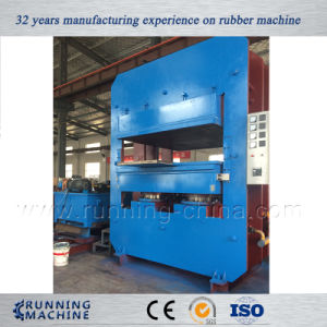 Full Automatic Rubber Machinery Vulcanizing Press, Rubber Hydraulic Press pictures & photos