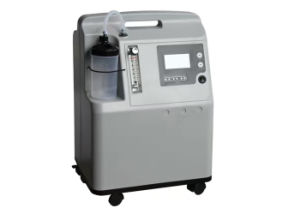 Homecare Physical Therapy Equipment Oxygen Concentrator 0-5lpm Flow Rate pictures & photos