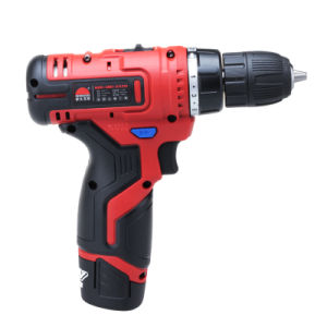 Power Tools Lithium Battery Cordless Drill (GBK1-6712TS) pictures & photos