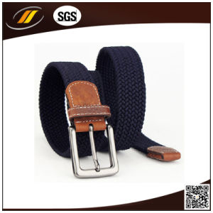 New Fashion Ployester Webbing Elastic Casual Belts for Ladies pictures & photos
