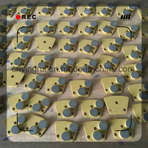 Concrete Floor Grinding Shoes Trapezoid Grinding Diamond pictures & photos
