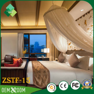 Southeast Asia Style Royal Garden Hotel Bedroom Furniture Set (ZSTF-15) pictures & photos
