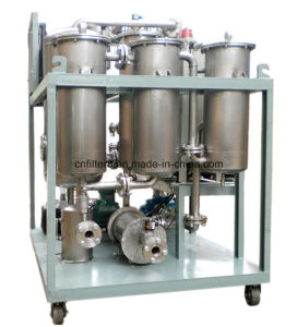 Portable Type Stainless Steel Peanut Oil Filtration Machine (JL-50) pictures & photos