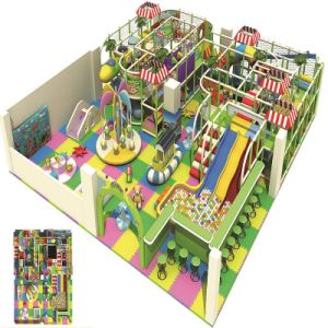 Dinosaur Pattern Professional Made Soft Play Indoor Playground pictures & photos