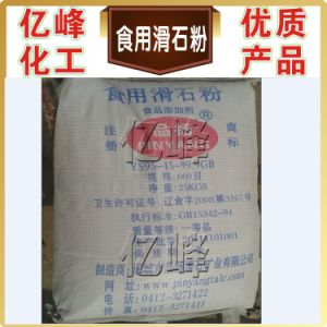 Food Grade Talc Powder pictures & photos