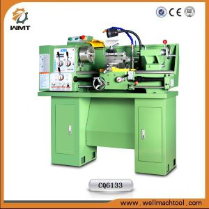 Cq6133 38mm Bore Metal Lathe Machine with CE standard pictures & photos