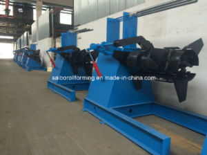 5t Hydraulic Decoiler with Coil Car pictures & photos