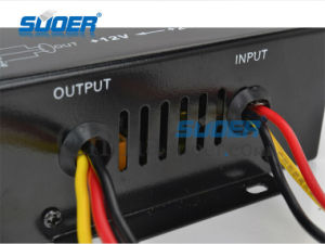 Suoer Power Transformer 10A DC to DC Converter with CE RoHS (DC-129B) pictures & photos