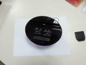 Docking Station Bluetooth Speaker for iPhone5/6/6 Plus (RA-918) pictures & photos