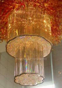 Phine Extravagant Irregular Glass Villa Ceiling Lamp pictures & photos