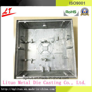Widely Used Aluminum Die Casting Heat Seal Part pictures & photos