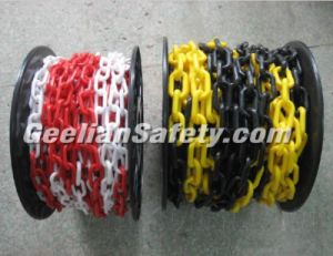 Small Plastic Link Chain, Decorative Plastic Chain pictures & photos